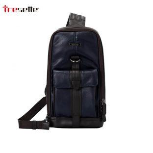 Túi đeo chéo Tresette TR-5C303 (BLACK)