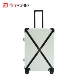 Vali khóa sập TSL – 605520 (White) – 20 inch