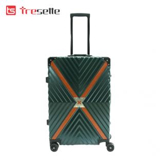 Vali khóa sập Tresette TSL – 605520 (Green) 20 inch