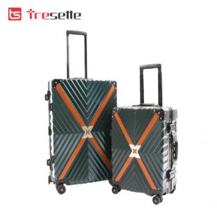 Vali khóa sập Tresette TSL – 605526 (Green) 26 inch