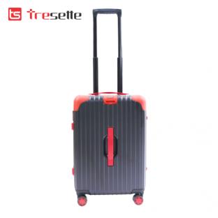 Vali khóa sập Tresette TSL – 81824 (Black,Red)