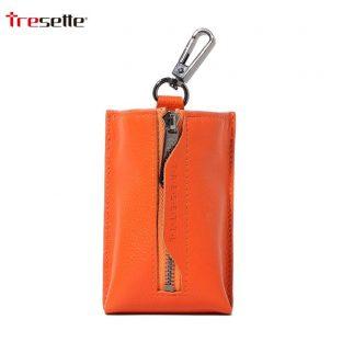 Ví đa năng đựng thẻ-card-móc chìa khóa TR-109E Orange