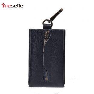 Ví đựng thẻ – card – móc chìa khóa TR-109E Black